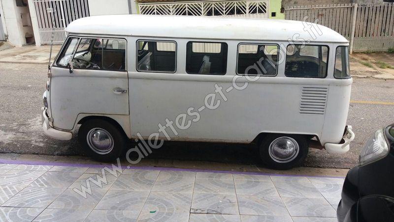 Combi split 1975 ailettes carbus for Interieur combi split