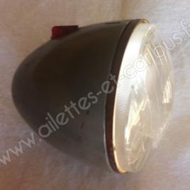 PHARE ANCIEN MODELE COMPLET (cuvelage en métal)