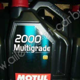 HUILE MOTEUR 2000 MULTIGRADE 20W50 5Litres