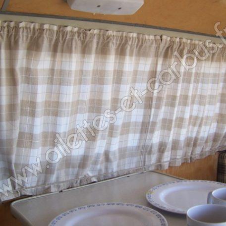 Kit rideaux VW Combi Bay Window