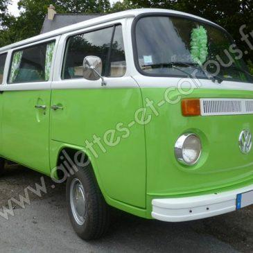 VW Bay Window 8 places 1978