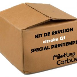 KIT REVISION GS