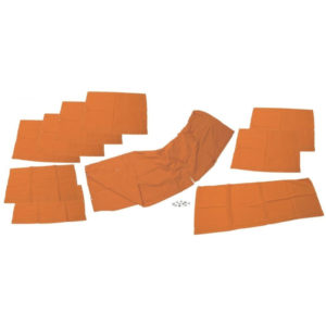 KIT RIDEAUX ORANGE WESTFALIA COMBI BAY