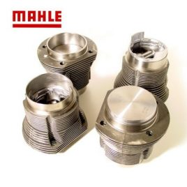 KIT CHEMISES / PISTONS 1835 FORGÉ MAHLE