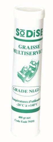 GRAISSE MULTI-SERVICES  cartouche 410 gr