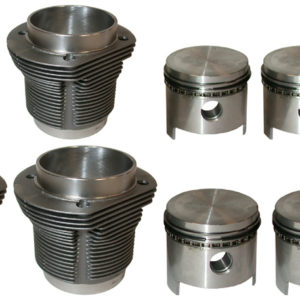 KIT CHEMISES / PISTONS  BOMBÉS 1700  TYPE 4   AA PRODUCT