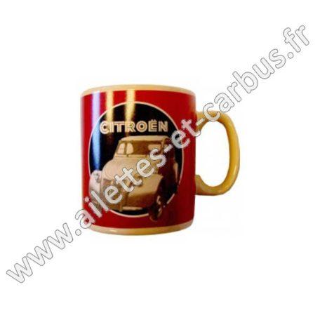 Mug 2cv