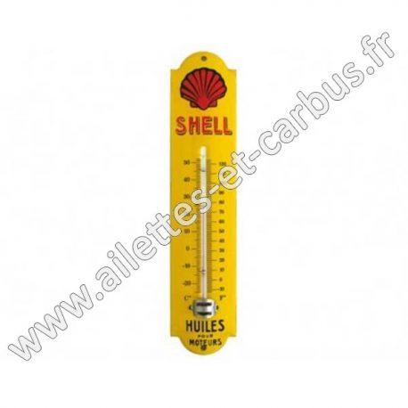 Thermomètre Emaillé 30cm SHELL