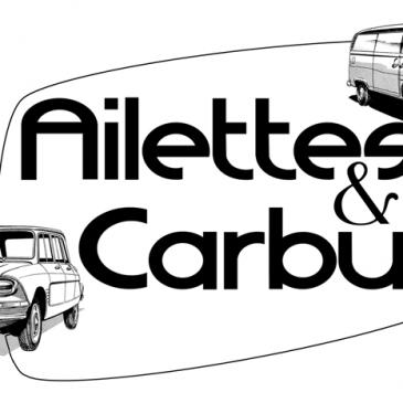 AILETTES & CARBUS FÊTE SES 5 ANS À L'ATELIER LE 20/08/16 !!!!
