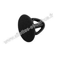 Clip panneau Westfalia VW T3 noir