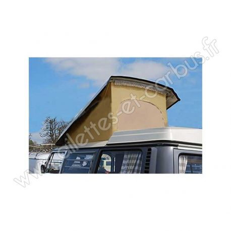 Toile toit Westfalia combi bay window T2a beige