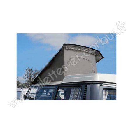 Toile toit Westfalia combi bay window T2a grise