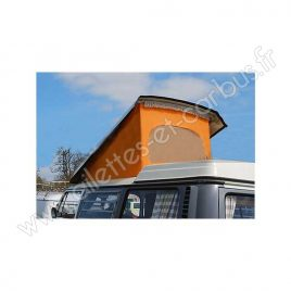 Toile toit Westfalia combi bay window T2a orange