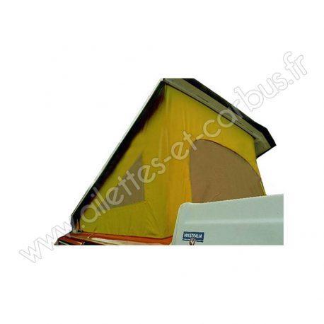 Toile toit Westfalia combi bay window T2b jaune