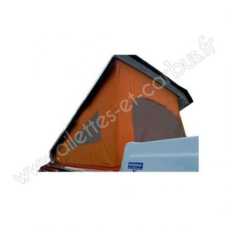 Toile toit Westfalia combi bay window T2b orange
