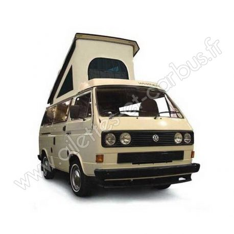 Toile toit Westfalia VW T3 beige
