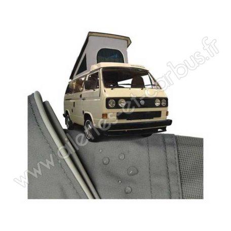 Toile toit Westfalia VW T3 grise
