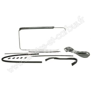 Kit joints porte à déflecteur VW Bay Window G Q
