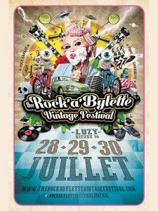 Rock'a'bylette Vintage Festival 2017