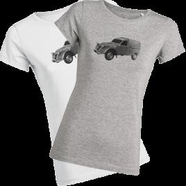 T-shirt femme - 2CV fourgonnette