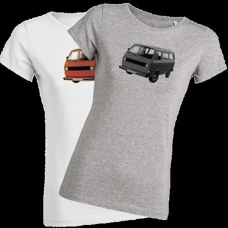 T-shirt femme - T3 Deluxe