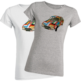 T-shirt femme - GS drapeaux
