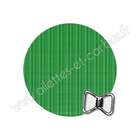 Capote Dyane vert tuilerie