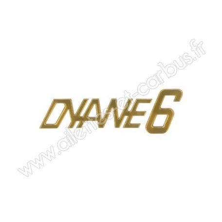 Monogramme dyane6