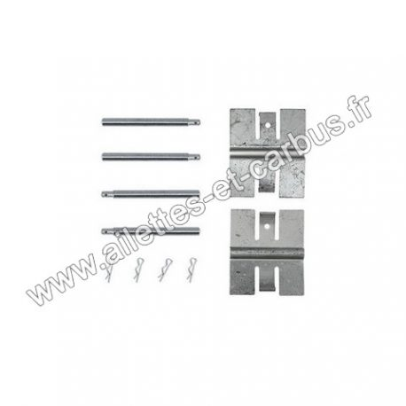 Kit montage plaquettes frein Girling combi 74