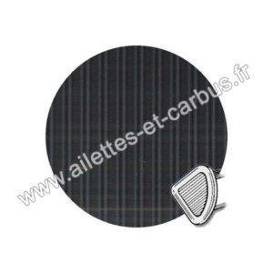 Capote 2cv gris anthracite