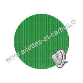 Capote 2cv vert tuilerie