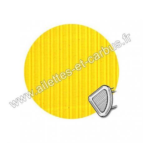 Capote 2cv jaune mimosa
