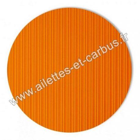 Capote 2cv orange