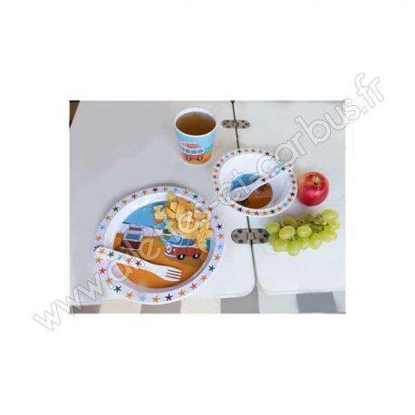 Set Vaisselle Bébé Combi