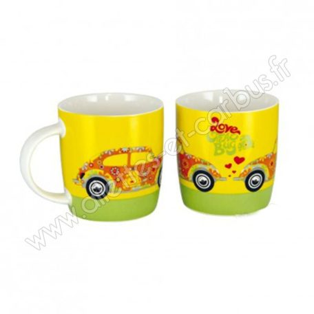 Mug VW Cox Love That Bug