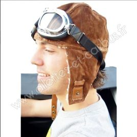 Casquette aviateur Taille L