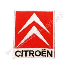 Patch Citroën Adhésif