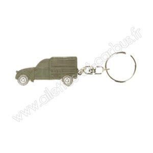 Porte clés Citroën 2cv fourgonnette