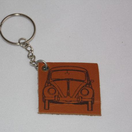 Porte clés Cox carré