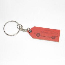 Porte clés GS profil