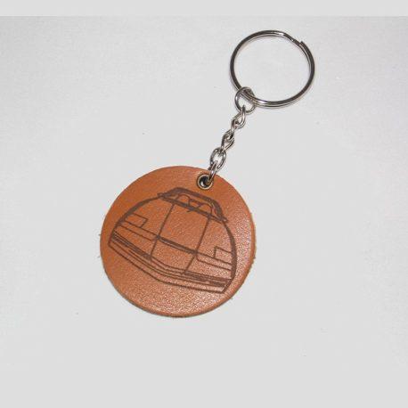 Porte clés K2000 FACE