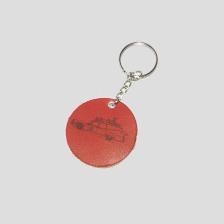 Porte clés Ghostbusters Ecto1