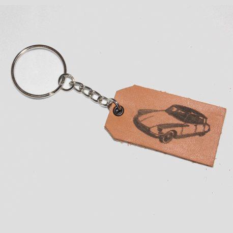 Porte clés Citroën DS