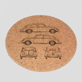 Dessous de plat VW Coccinelle