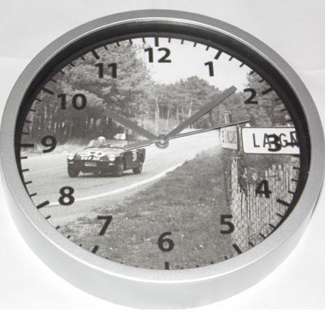 Pendule Rallye 60's