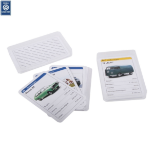 JEU CARTES VW COLLECTION 1948 2013